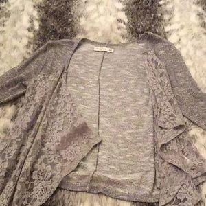 Abercrombie sweater!